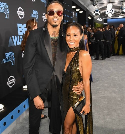 Jada Pinkett-Smith responds after singer August Alsina said they had a romantic relationship with Will Smith's blessing