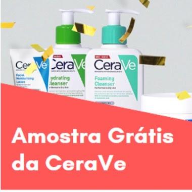 GANHE UMA AMOSTRA GRÁTIS DO HIDRATANTE SERAVE
