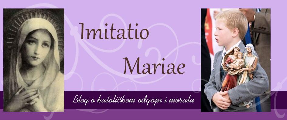Imitatio Mariae