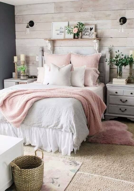 Pink Bedroom Decor Ideas For The Grown Woman Life Decor Fashion