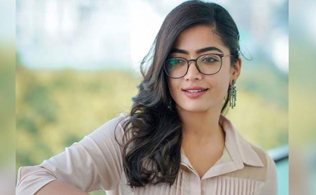 South indian Actress Rashmika Mandanna