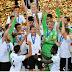 Germany as won their status as world champion