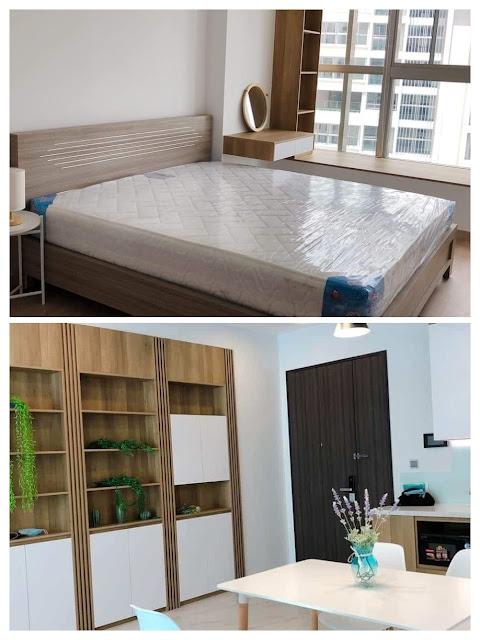 Amazing 2 bedrooms midtown apartment for rent