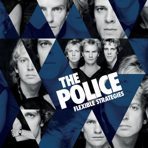 THE POLICE - Flexible Strategies [remastered B-sides] (2018) full