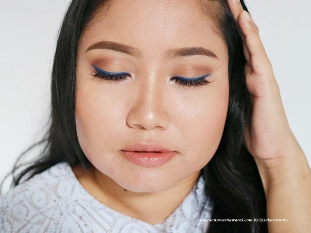 Penampakan Wonder Saphire Eyeliner