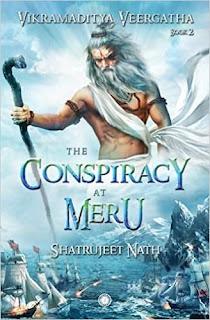 Conspiracy at Meru book review