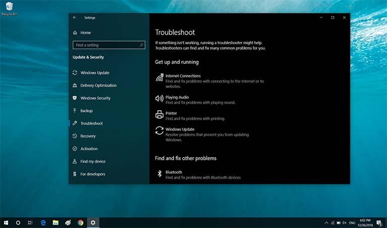 Bug Tampilan Layar Hitam Terkait Masalah Remote Desktop Di Windows 10