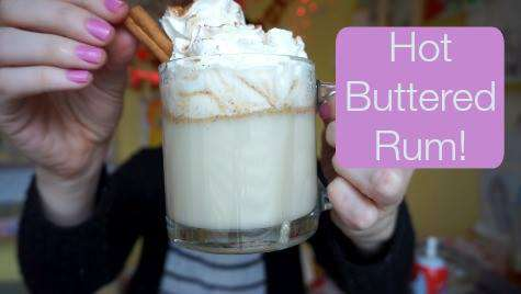National Hot Buttered Rum Day Wishes Images download