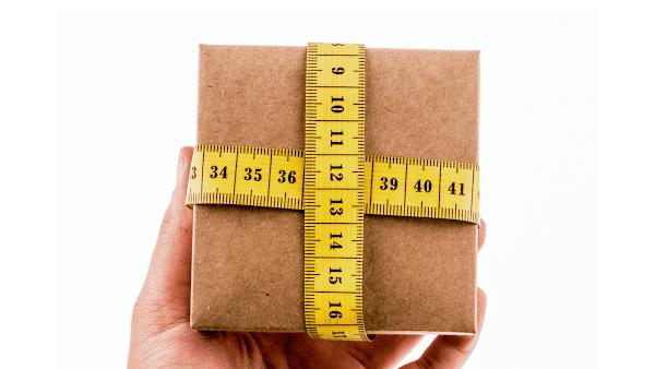 Таблица размеров коробочек