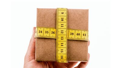 Размеры подарочных коробок