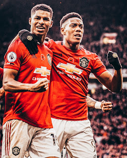 Rashford-Martian