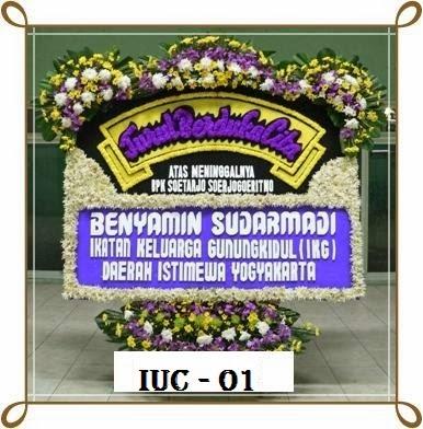 Toko Bunga Jakarta Rangkaian Bunga Bunga Duka Cita
