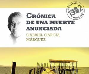 Reseña: Crónica de una muerte anunciada - Gabriel García Márquez