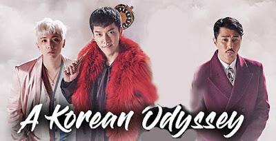 Drama Korea A Korean Odyssey