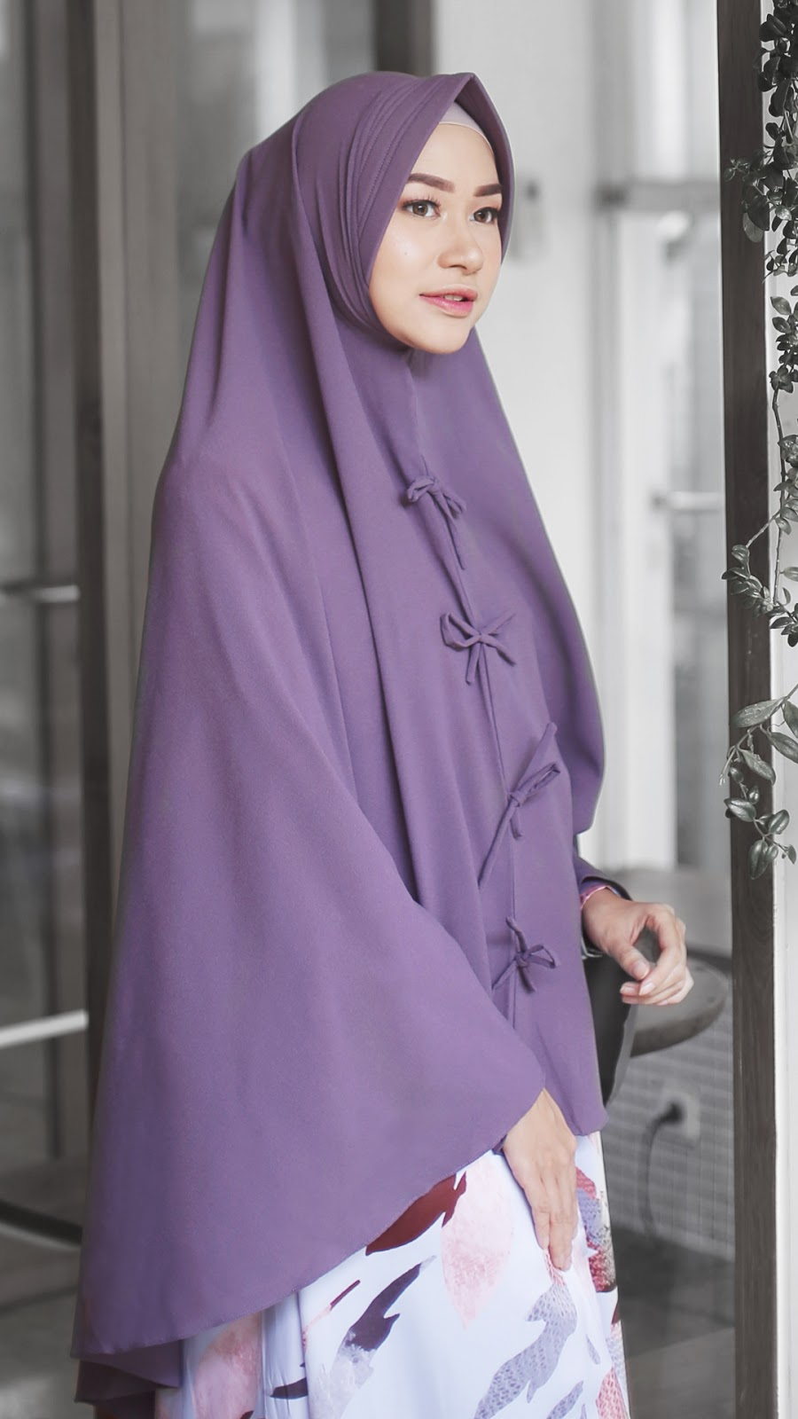wallpaper HD muslimah cantik hijab bibri indah dan tipis manis