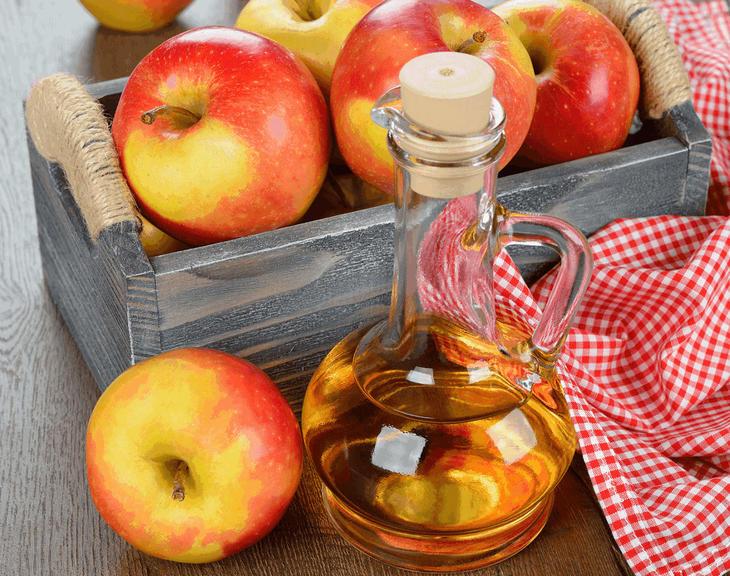 Os benefícios do Vinagre de maçã orgânico cru para a saúde