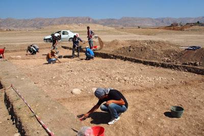 Αρχαία πόλη του 3.000 π.Χ. ανακαλύφθηκε στο Ιράκ κοντά στην περιοχή που ελέγχουν οι τζιχαντιστές