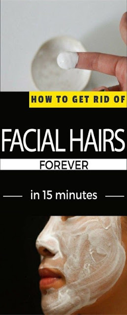 Amazing Tip How To Remove Facial Hair Forever In Just 20 Minutes