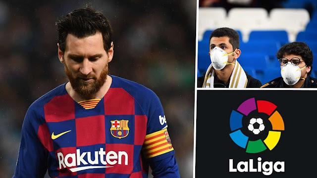 Akankah Liga Spanyol akan Dilanjutkan Bulan Juni ??