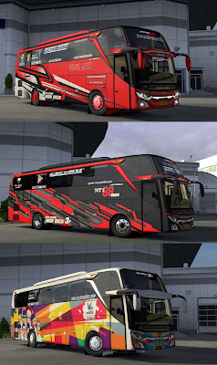 Preiwisata Pack for Jetbus 3 Voyager by M Annas Cvt Diny