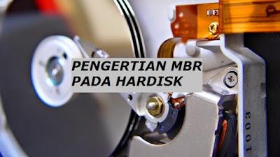 Pengertian Hardisk Format MBR
