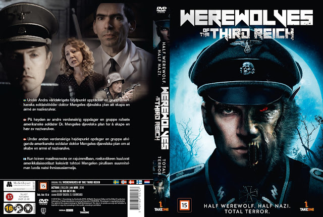 Werewolves of the Third Reich [NORDIC] DVD Cover