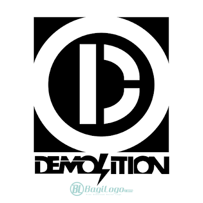 Demolition Bikes Logo Vector