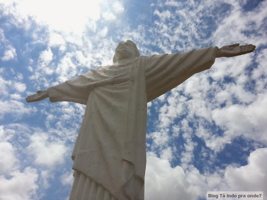 Cristo em Águas de Lindoia