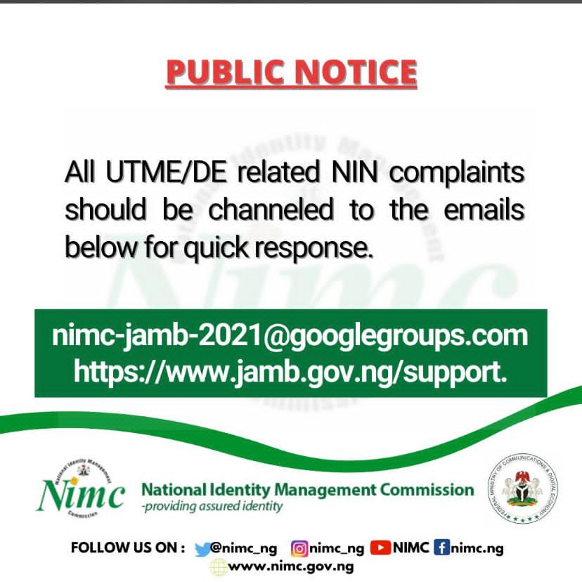 JAMB Central Support System: Submit Your Complaints & Inquiries!