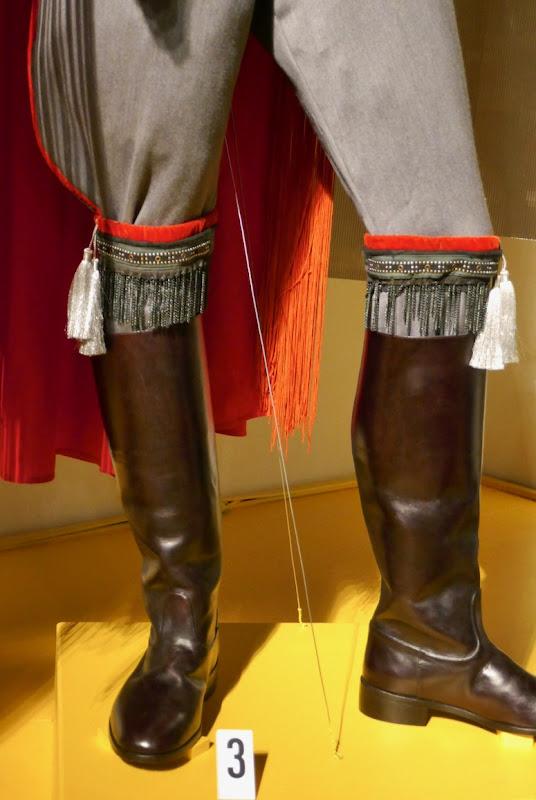 Jojo Rabbit Captain Klenzendorf costume boots