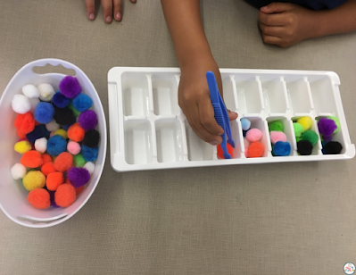 Develop fine motor activities for kindergarten