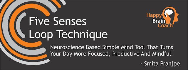 five senses loop technique