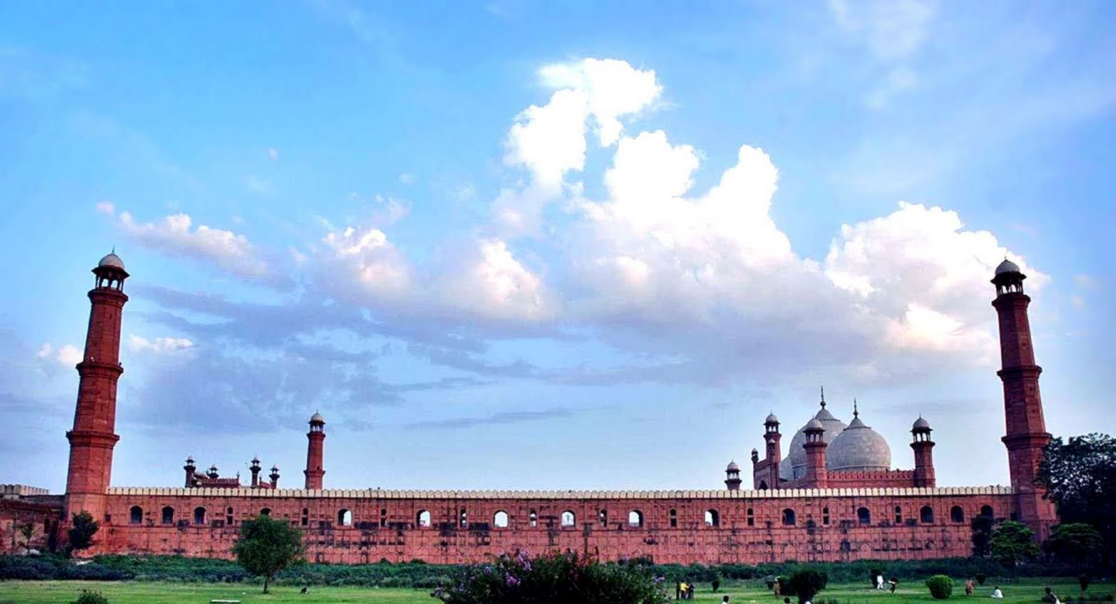 Badshahi Mosque Pakistan Wallpapers ~ All About Pakistan