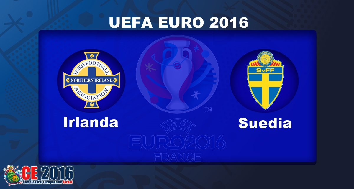 Urmariti meciul Irlanda - Suedia Live pe DolceSport 1
