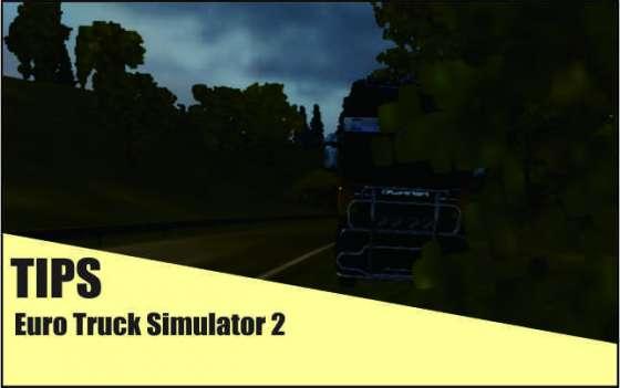 Lampu ETS 2, ETS 2, Euro Truck Simulator 2, Tips