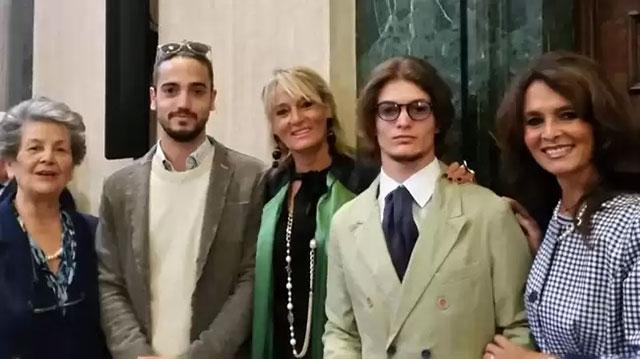 Keluarga Letizia Marsili