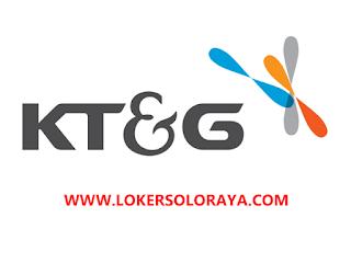 Lowongan Kerja Mei 2021 di PT Korea Tomorrow & Global Indonesia (AMO SOLO)