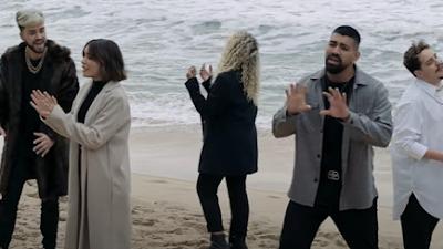 Kemuel lança clipe com Dilsinho da música: Todos Um