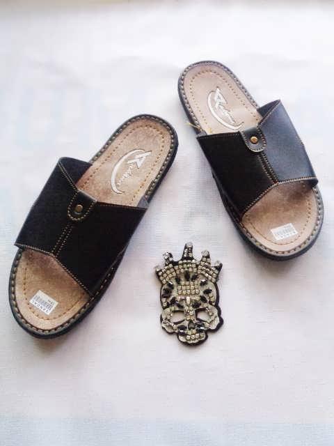 Pabrik - Grosir - Distributor Sandal Kulit Pria Dewasa