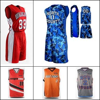 Bahan Baju Basket yang Berkualitas