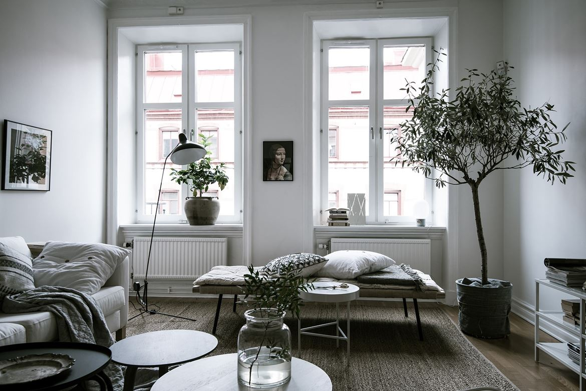 Decor Inspiration Scandinavian Design Apartment On Hvitfeldtsgatan Cool Chic Style Fashion