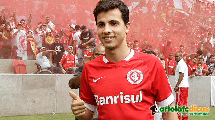 Nilmar do internacional no cartola fc