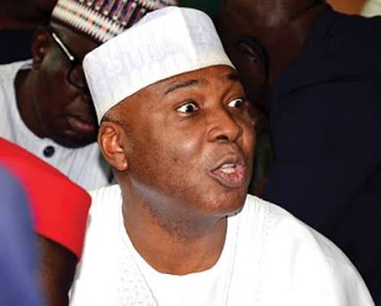 Saraki Replies Oshiomhole: