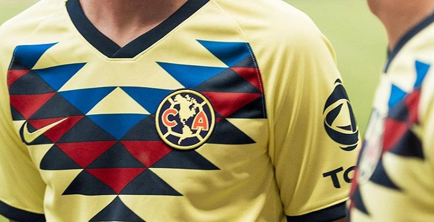 online store e5b98 92b21 Nike Club America 19-20 Home & Away Kits Revealed - Footy ...