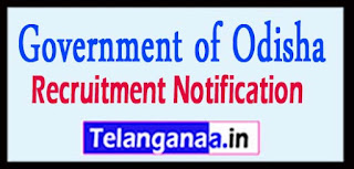 Collectorate Malkangiri Government of Odisha Recruitment Notification 2017 Last Date 30-04-2017