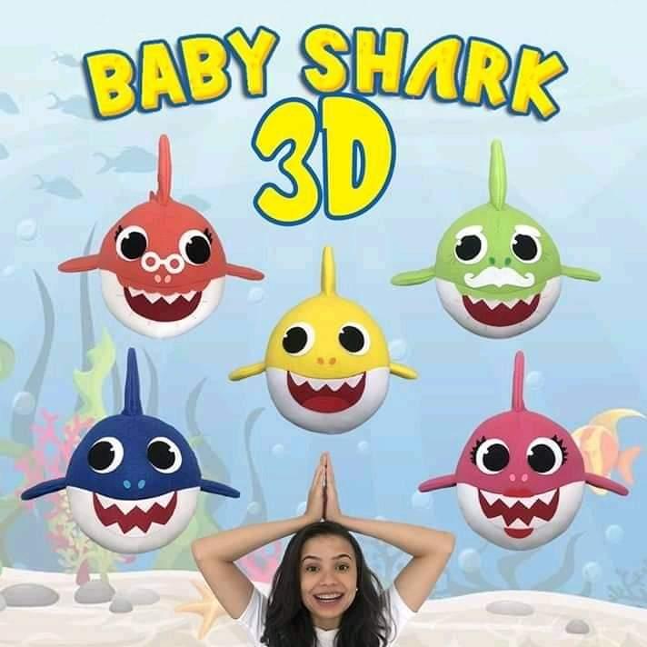 Beamix - Baby Shark, doo doo doo doo doo doo 😍 morrendo de ... | 712x712