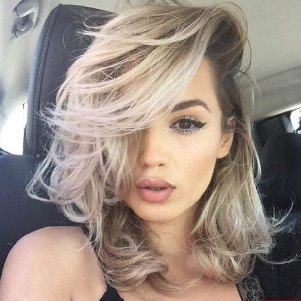Superb Bob Hairstyles With Ombre Shades Images And Video Tutorials Hairstyles For Women Draintrainus