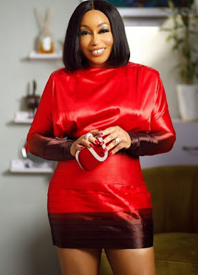 Rita Dominic banned from Nollywood