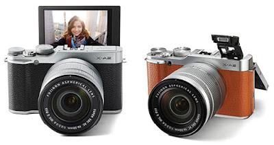 Fujifilm XA2 Harga Terbaru Serta Kelebihan Dan Kekurangannya