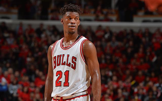 Le retour de Jimmy Butler ne pourra avoir qu'un impact positif sur les Bulls
